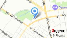 Чкалова 5, ТСЖ на карте