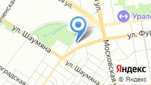 Уральская испытательно-техническая лаборатория на карте
