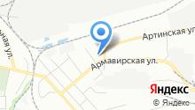 ABC-Урал на карте