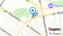 СП Екатеринбургсантехмонтаж на карте