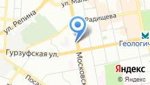 БензоТехСервис на карте