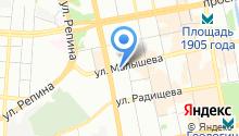 Ansy на карте
