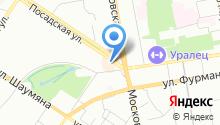 5D на карте