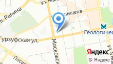 УралБелье на карте