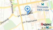 AURORA на карте