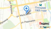 April на карте