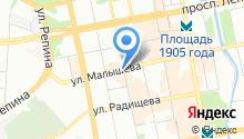 777UralExport на карте