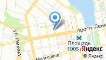 ЯРЧИ на карте