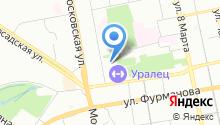 Aquagizer на карте