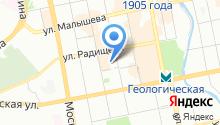 A96.ru на карте