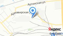 ATVIRA на карте