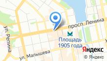 A66.ru на карте