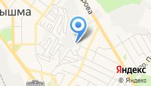 Реал-Урал на карте