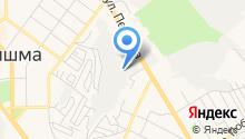 SanCar на карте
