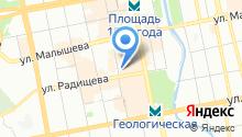 AFтономия на карте