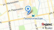 AppDroid на карте