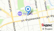 BABAEVSKI на карте