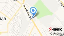 Прайм-С на карте
