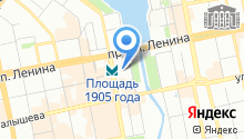 Квадрат Малевича на карте