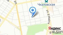 Сочи, ТСН на карте