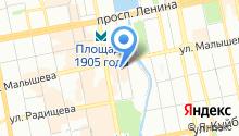 Всероссийская Полицейская Ассоциация на карте