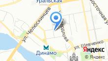 Мельковская 2 литер Б, ТСЖ на карте