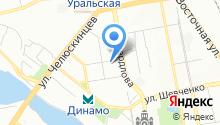 ИнфоМакс на карте