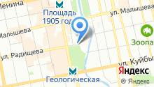 Ample на карте