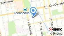8МАРТА на карте