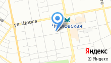 *аврораспорт* на карте