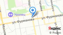 #ПЯТНИЦА на карте