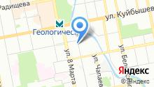 ARTEK на карте
