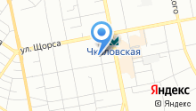 ABC Hostel на карте