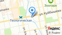 Apriori-online на карте