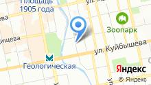 AVERLICE на карте