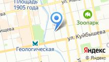Altway на карте