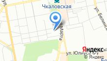 ЯРУШ-строй на карте