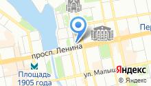 AppMobiles на карте