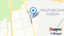 *бизнес-сервис* на карте