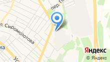 УГМК-ОЦМ на карте