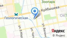 1984 на карте