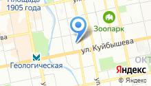 VA style на карте