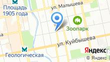 Петров Двор на карте