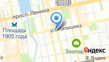 B-flexy на карте