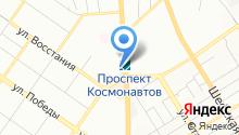 Меховой комиссионный магазин на карте