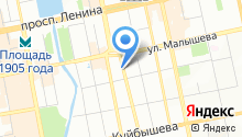 Autobrelok66.ru на карте