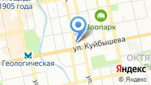 1С: ПервыйБИТ на карте
