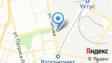 Autoshina96.ru на карте