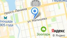66.ru на карте