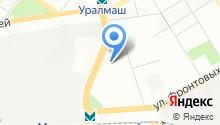 Уральская Торговая Компания на карте